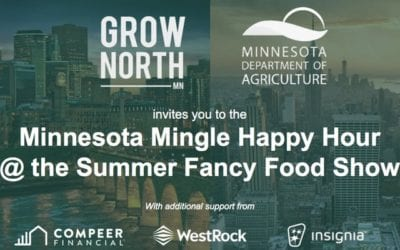 Mingle with Minnesota startups at Fancy Food Show in New York