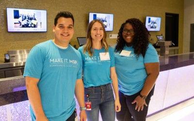 Introducing Make It. MSP. Coordinator Lauretta Jaye